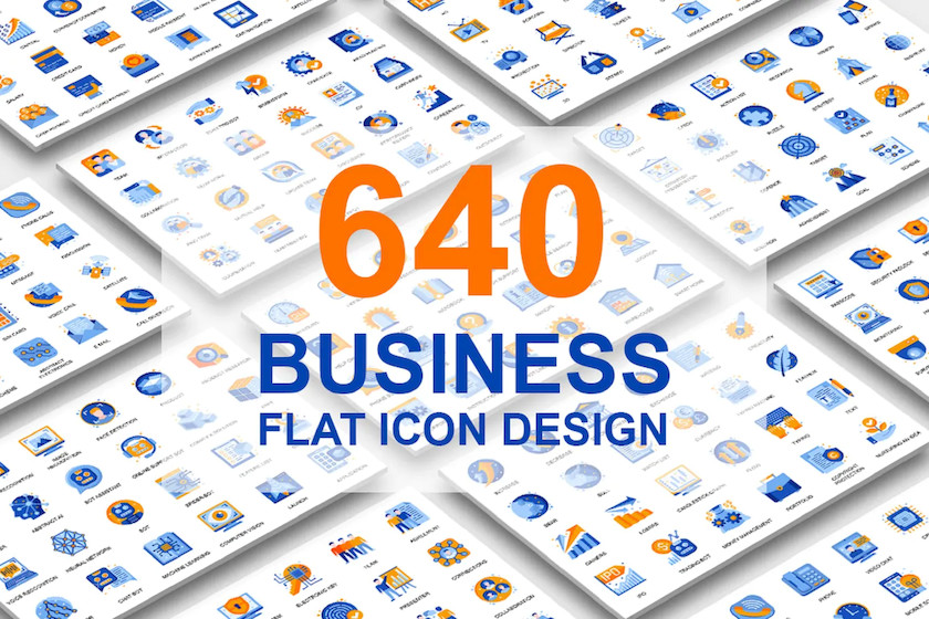 25xt-483796 Big Collection Business Flat Icons1.jpg