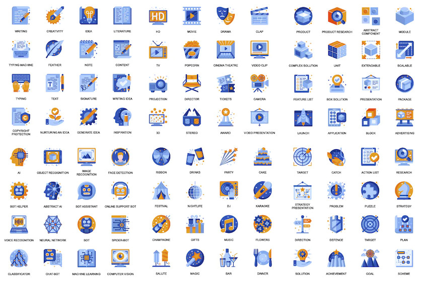 25xt-483796 Big Collection Business Flat Icons5.jpg