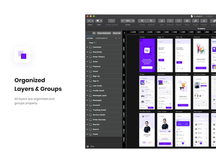 Hi - Social Service App UI KIT 5.jpg