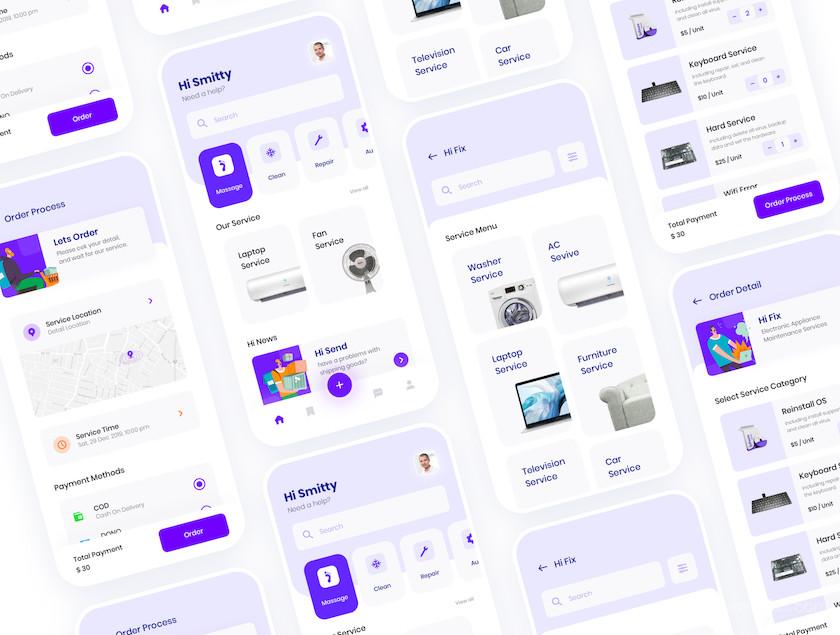 Hi - Social Service App UI KIT 3.jpg