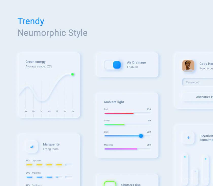 Neumorphic UI for Smart House 1.jpg